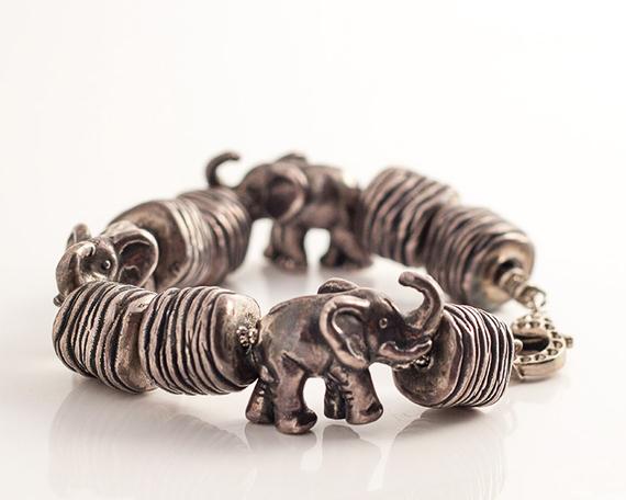 Silver & Gold Bracelets -