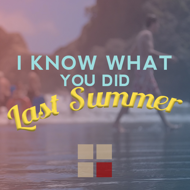 1 | Summer Is The Season For...