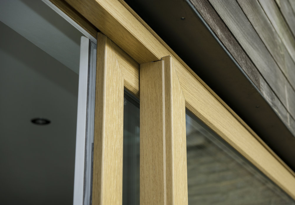 Slider 24 - The Slider 24 Patio Door is the market leading patio door featuring a low threshold, top of the range security hardware and robust weather resistance.