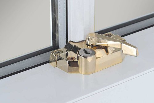 Security - Our Eurocell Charisma vertical sliding sash window has been specially designed to keep intruders at bay. It features a tough aluminium anti-jemmy bar to prevent the sash from being levered open.