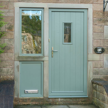 Residential Doors - Our quality Residential Doors are manufactured by Deceuninck and come standard with A Grade glass. They are extremely durable, highly secure and energy efficient keeping you safe while reducing your energy bills.