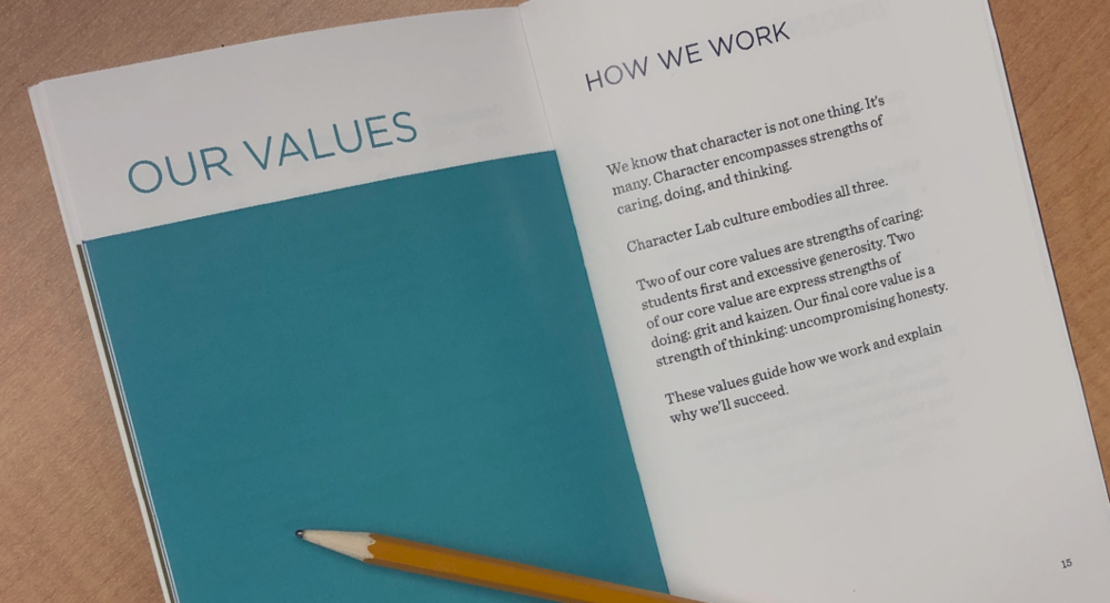 Culture book - Learn more about our vision, history, and values