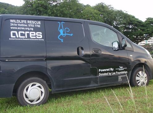 ACRES Van