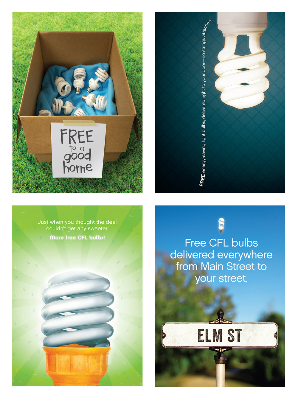CFL GIVEAWAY DIRECT MAIL Duke Energy Customers Were Skeptical When They  Found Out They Could Get