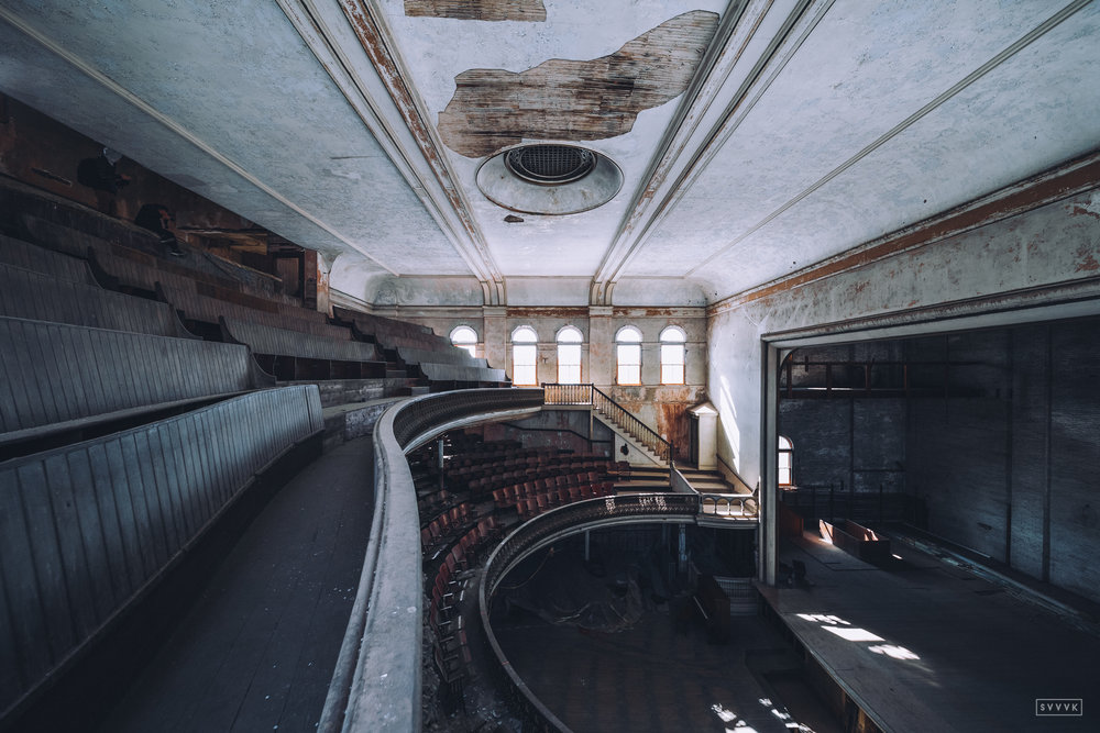 Forgotten Theater