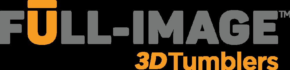 Full Image 3D Tumblers logo
