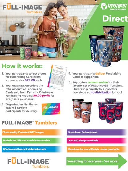 Direct Program Sales Sheet