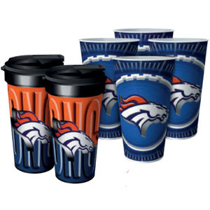 Full Image 3D Tumblers NFL Fan Pack