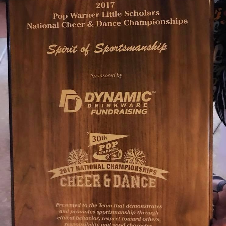 The Spirit of Sportsmanship Award