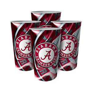 Alabama College Four Pack