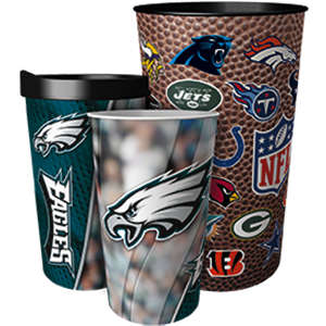 Eagles NFL Drinkware Set