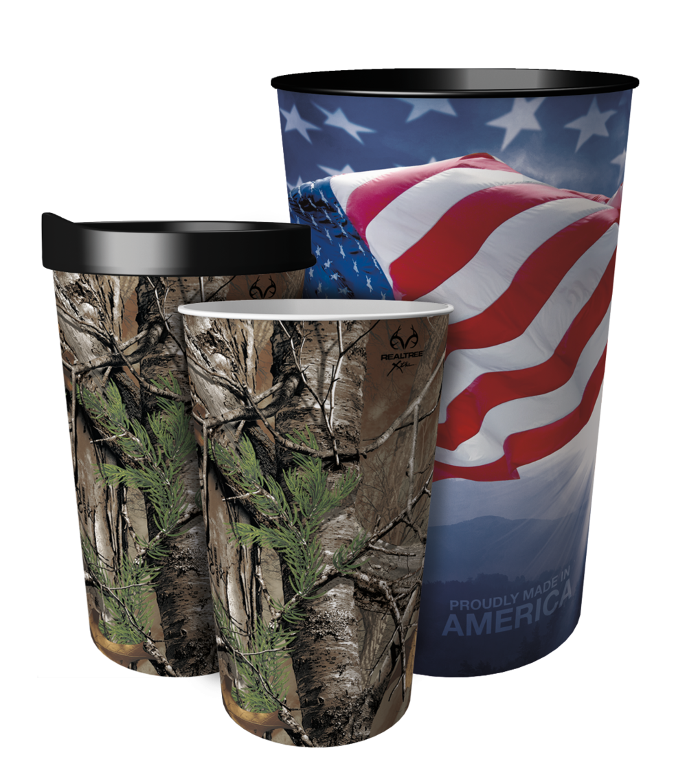Realtree Drinkware Set