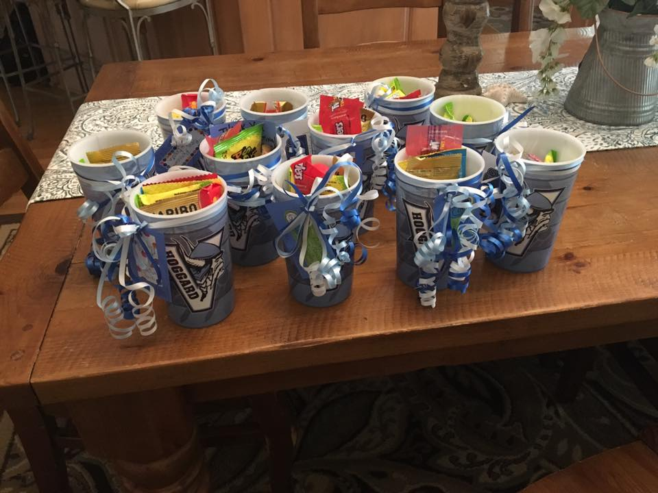 Hoggard Vikings Custom Cups - Student Gifts