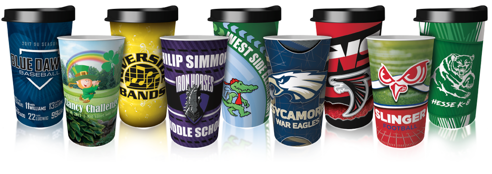 Fundraising with Custom Tumblers