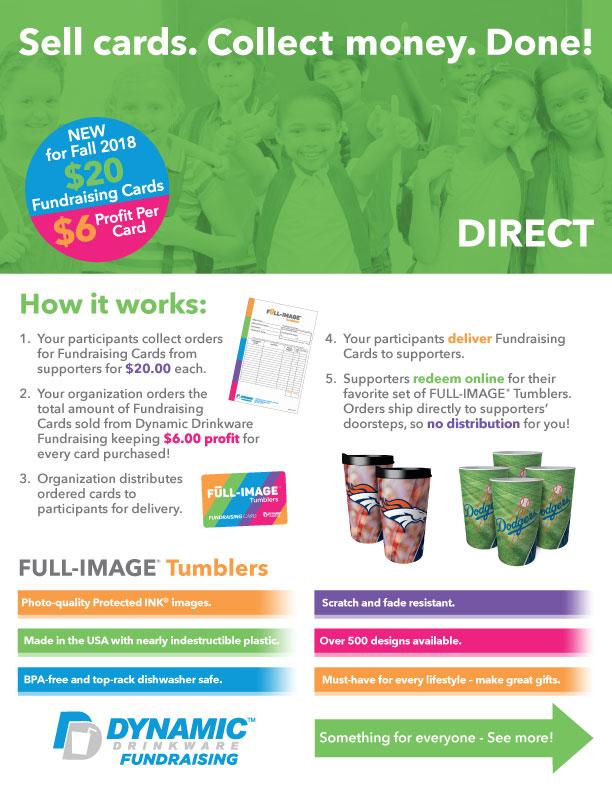 Direct Program Info