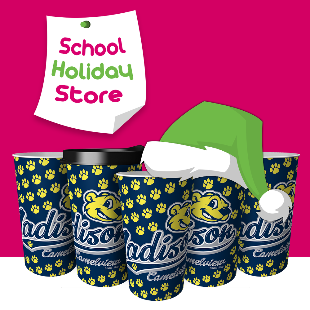 Holiday Store Cups and Tumblers