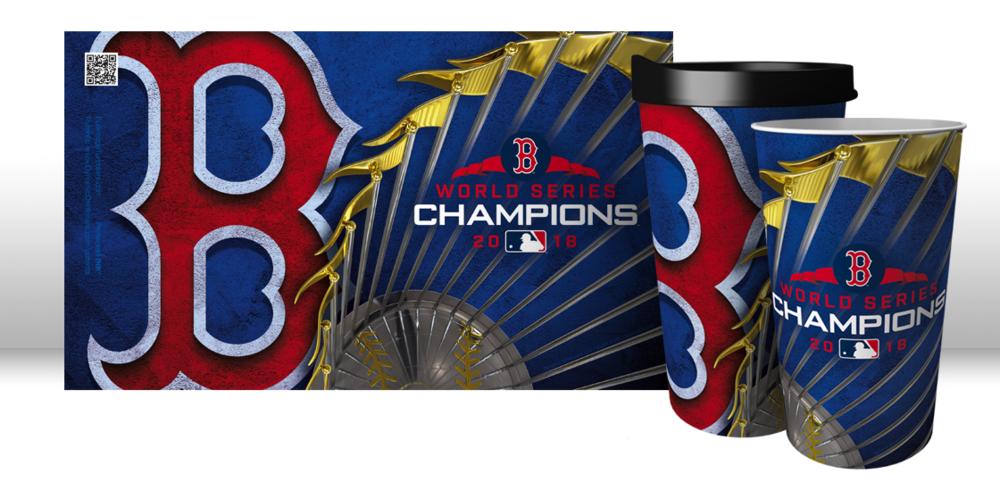 Boston Red Sox World Series Champions 2018