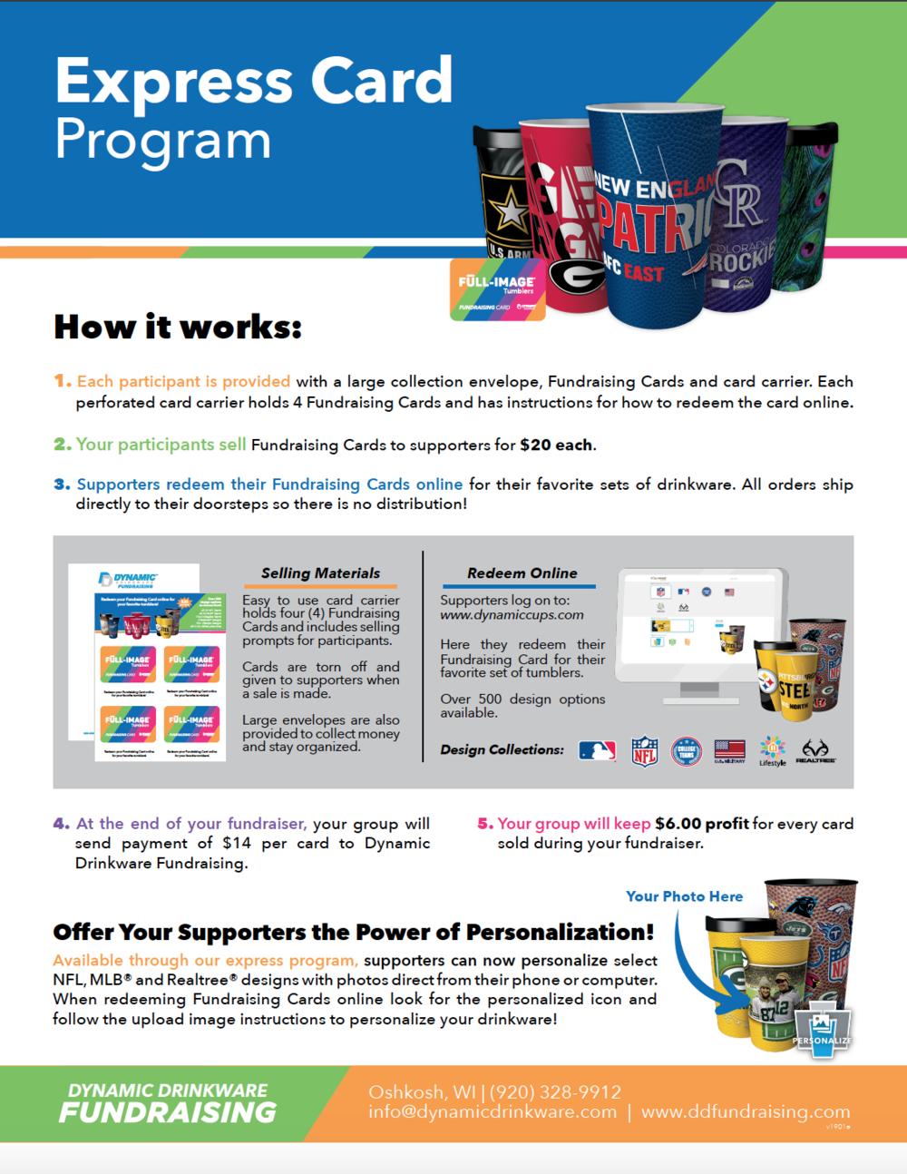 Express Program Info
