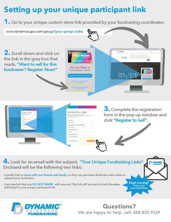 Online Fundraiser Info