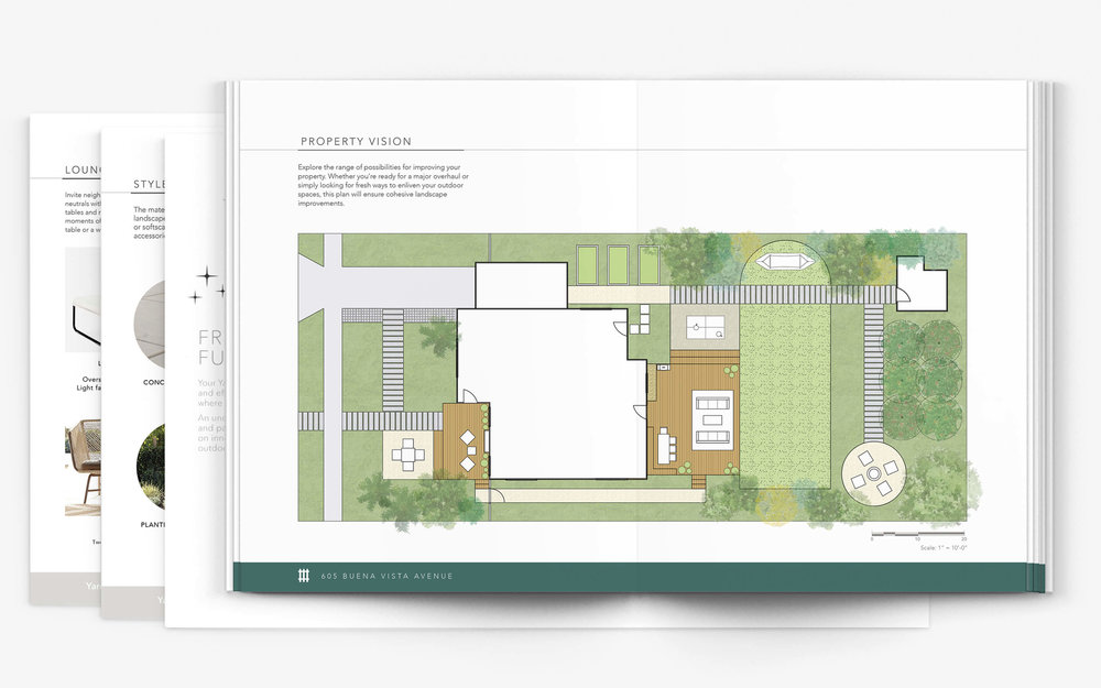 Vision Kit - $290+ - Rather someone else take the reigns? Team you up with an experienced design pro to reimagine your property.Our remote, tech-forward process guides homeowners to high-quality landscape designs at a fraction of the cost. YardKit professionals will help you translate your yard dreams into an elegant, cohesive design.