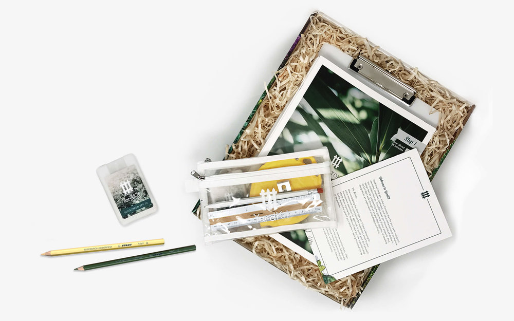DIY Kit - $120 - Think of DIY Kit as a landscape architect in a box. This self-service process walks you through step-by-step activities that reveal tricks of the landscape design trade, no special skills or experience needed.Learn More >>