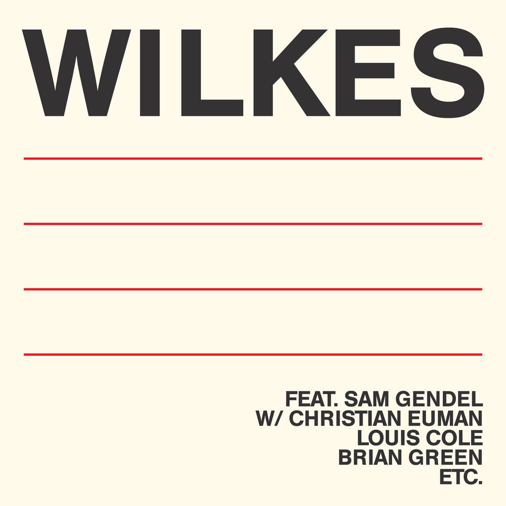 "Sam Wilkes, Wilkes (Leaving Records, 2018) - ""This is Sam Wilkes' debut solo record and it's simply stunning. Laid-back jazz dabbling in ambient, beats, and peppered with several awesome frenetic solos throughout. Favourite tracks are 'Today' and 'Hug,' the latter featuring some pretty astounding off-the-rails saxophone and drums by collaborators Sam Grendel and Christian Euman.""- Victoria King, Marketing and Communications Manager"
