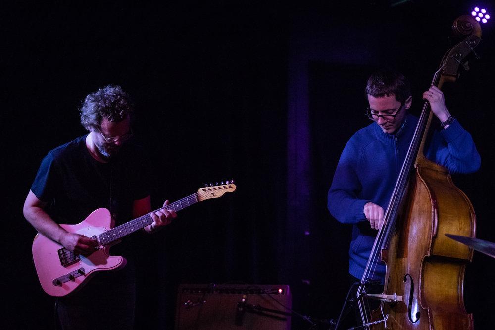 Jakob Bro Trio at the Good Will Social Club on Sunday, October 14 2018   Photo by Matt Duboff