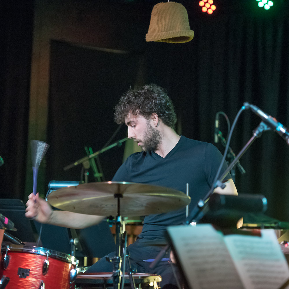 Trio Telfaer at the Good Will Social Club on Sunday October 28, 2018  Photo by Joe Oczerklewicz