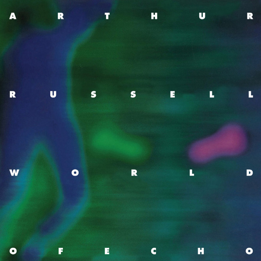 "Arthur Russell, World of Echo (Upside/Rough Trade, 1986) - ""I had no idea of Arthur Russell's legacy before stumbling upon World of Echo, but it set me on a deep dive for the last few weeks. It's a totally haunting and captivating record; art pop for the jazz fan. Described here as 'a quiet record in a very noisy time,' I can't get enough."" - Victoria King, Marketing and Communications Manager"