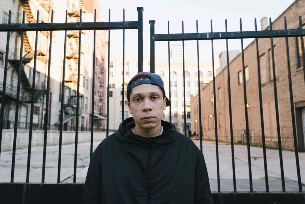 """Brendan Kinley - MC, jazz drummer""""I really feel hip-hop is an extension of jazz, though some people would not agree with that.I feel there are many parallels – in hip-hop, the soloist is the vocalist, so it's all about the rhythm and the delivery, in the same way any instrumental solo is about those things.They just have a more melodic base, while vocals use words."""""""