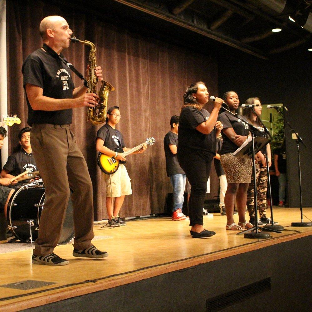 The Bridge Performance Academy -