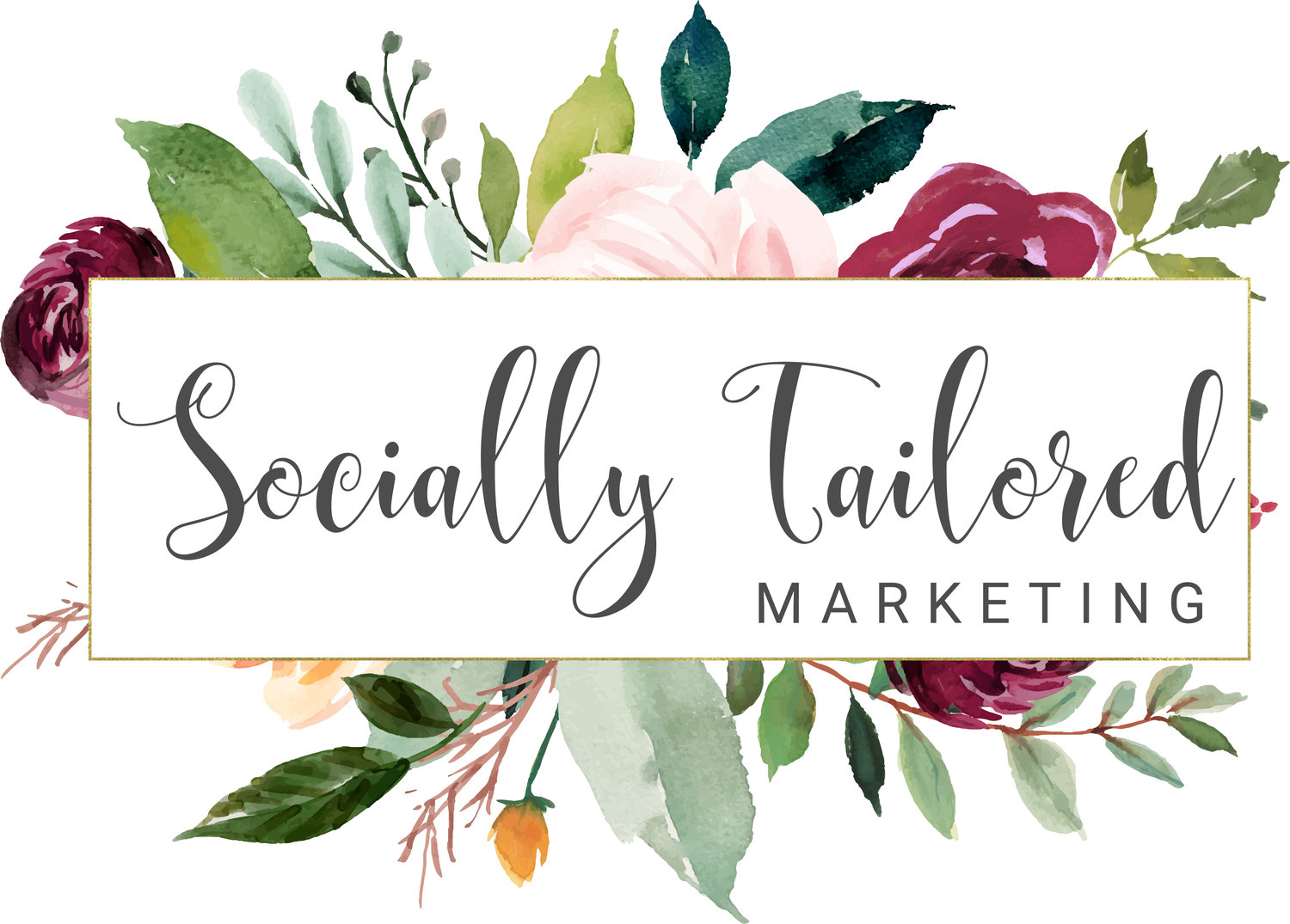 Socially Tailored Marketing - Squarespace Web Designer
