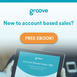 Groove Account Based Sales ebook