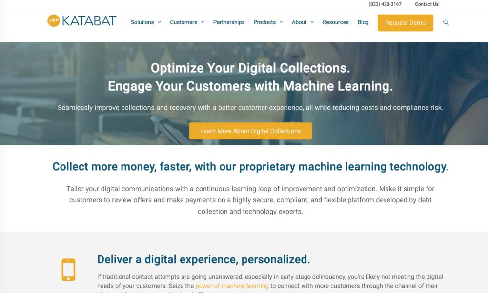 Digital Collections SaaS Platform - Branding & Messaging, Website Design & Development, Digital Marketing Strategy & Coaching, Content Marketing