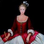Neoclassicism Portrait by Jennifer Chapman