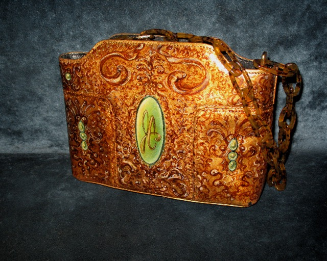 Purse from the Masterpiece Collection by Jennifer Chapman