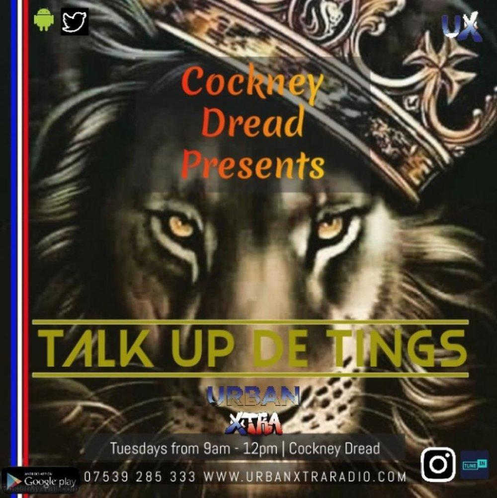 Talk Up De Tings, Tuesday 9am - 12pm