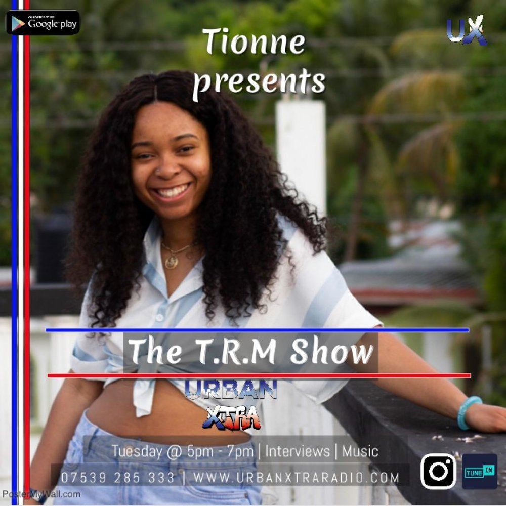 The T.R.M Show, Tuesday 5pm - 7pm
