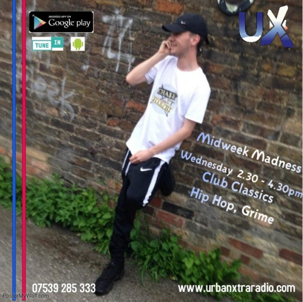 Midweek Madness, Wednesday 2:30pm - 4pm