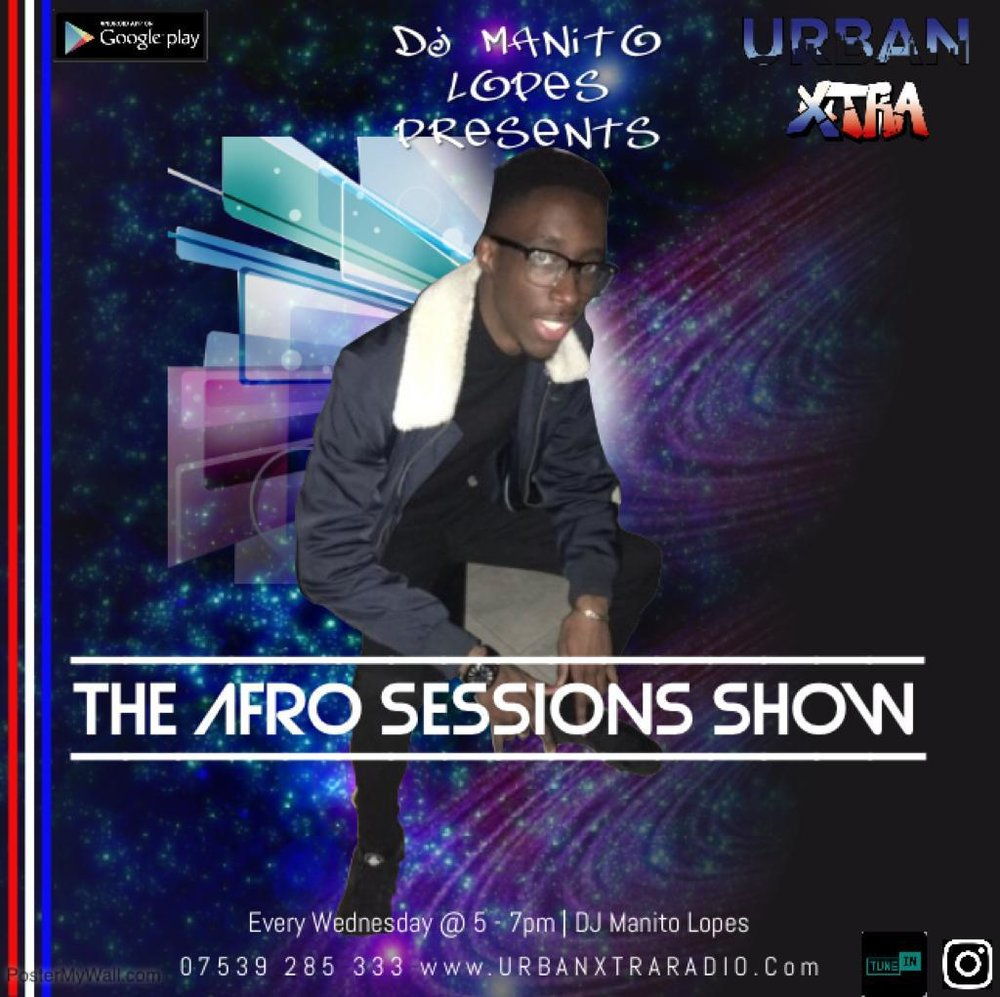Afrowave Session, Wednesday 5pm - 7pm