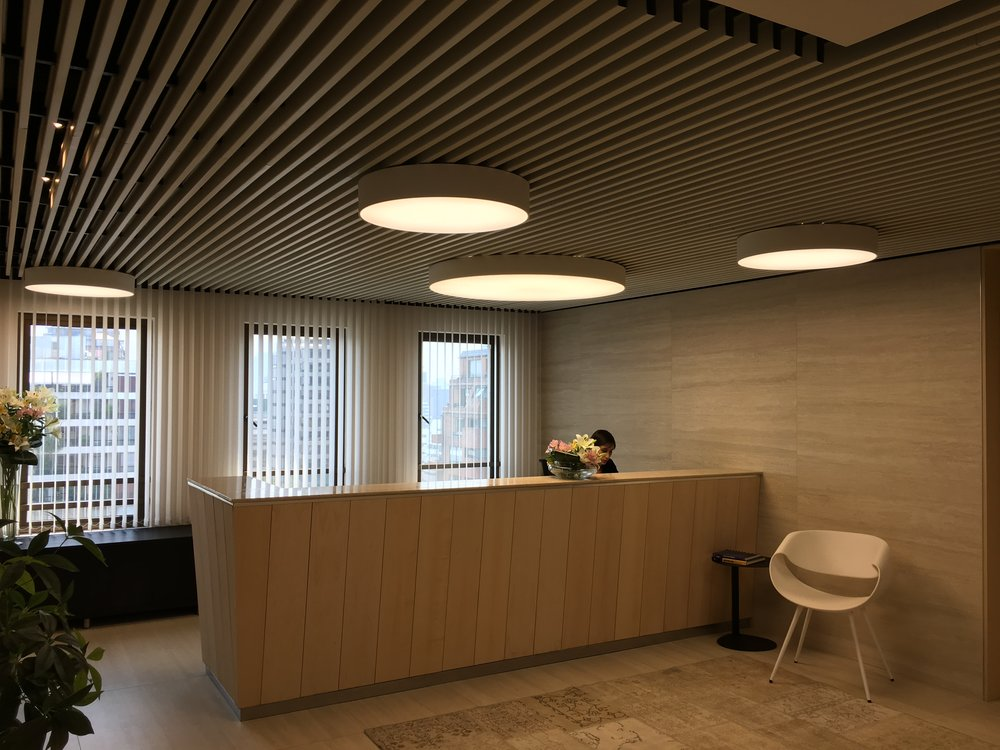 Oficinas Cardone - Balmaceda y Galvez Arquitectos Asociados, 2016.