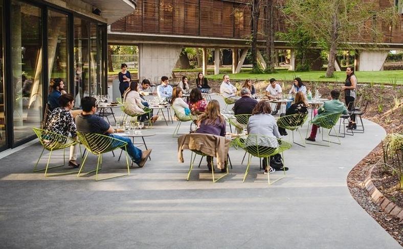 Majadas de Pirque - Muebles Valdés Arquitectura,2016.