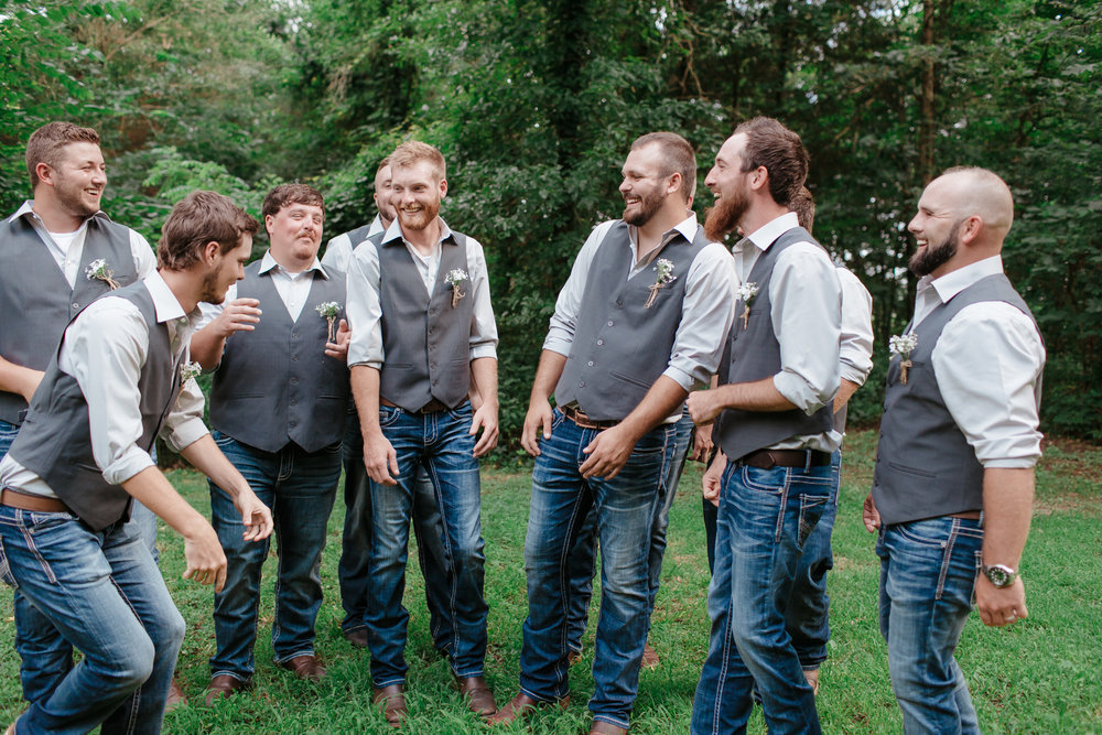Kristina Sellers Photography - Louisville Ky & Southern IN Wedding and Elopement photographer - Couples Engagement Anniversary Proposal Session - Groomsmen shot