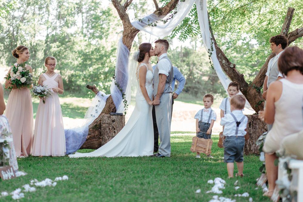 Walnut Grove Farm and Lodge - Wedding