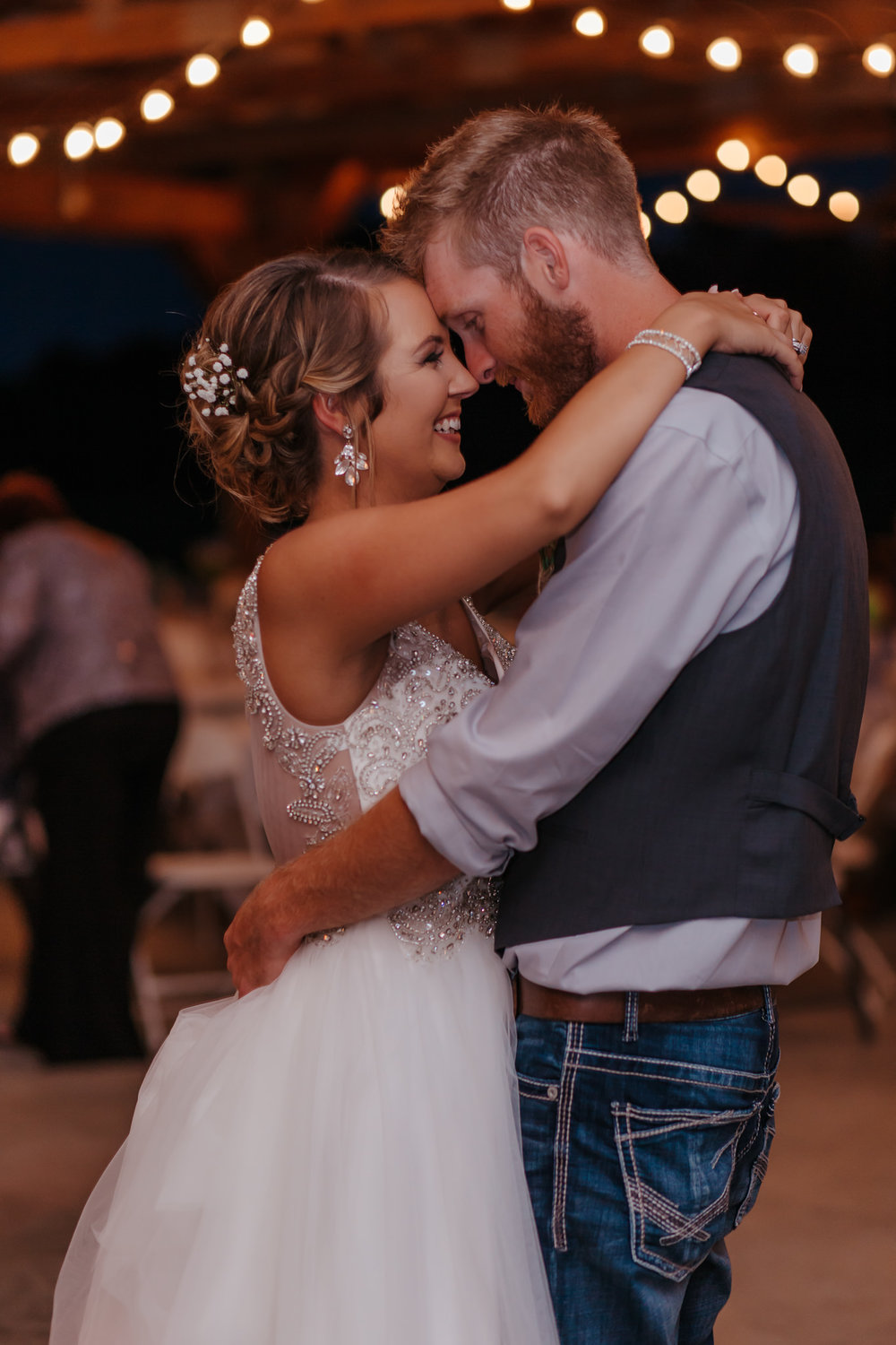 first dance at moonlit farms