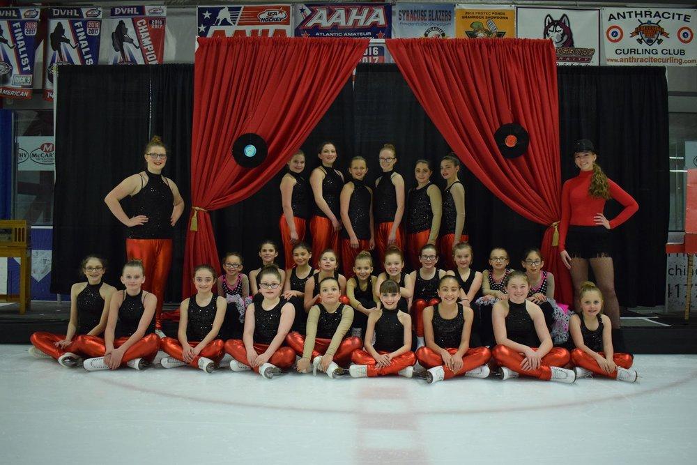 diamond city figure skating club