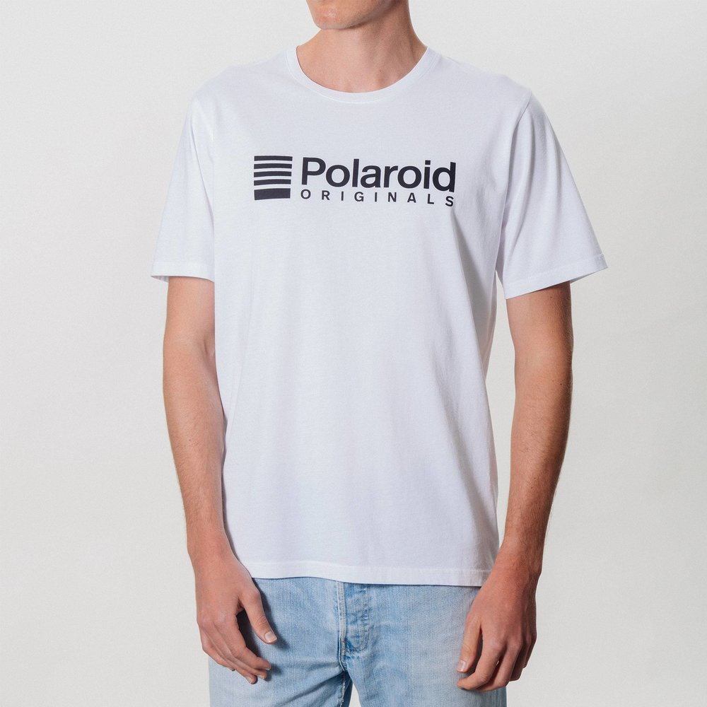 Camiseta Polaroid Originals