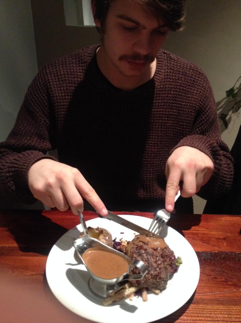 Horse Meat? Yep! Go to Iceland! -
