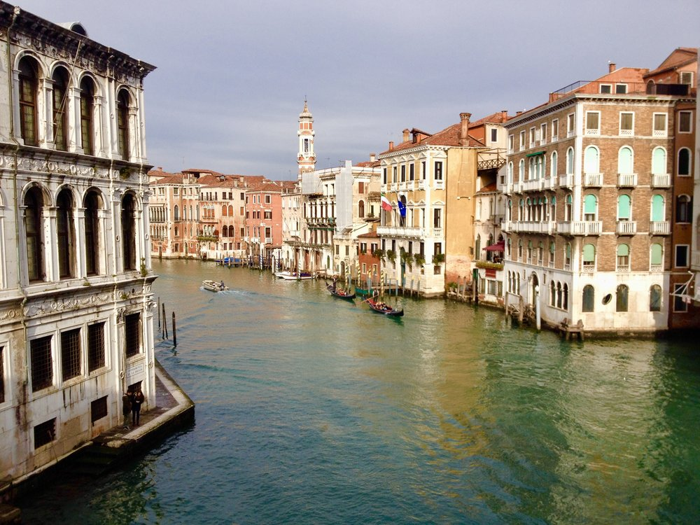 Venice, famed for its canals and waterways, is one of the most visited cities in the country.
