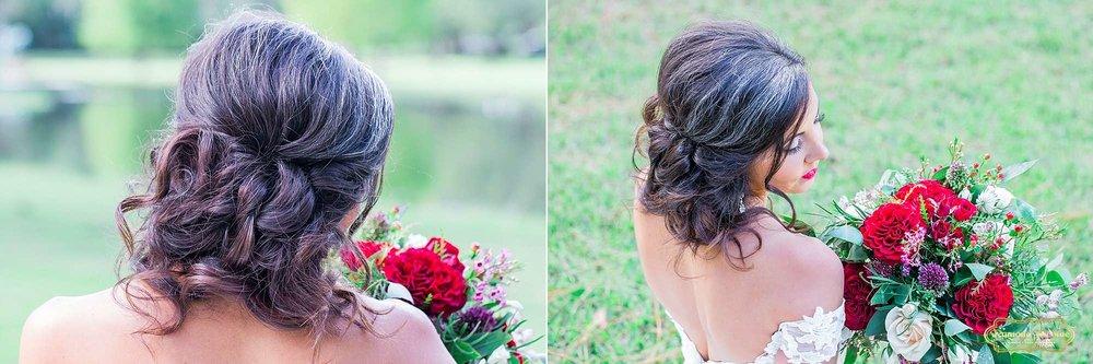 close up details of bridal hair and make up Anna Marie at Brookgreen gardens-3.jpg.jpg